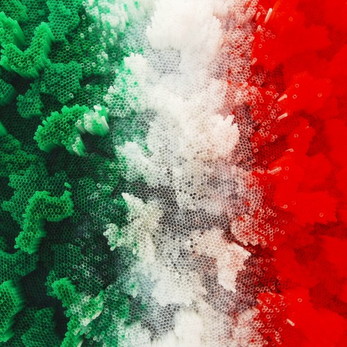 francesca-pasquali-italian-flag-straws