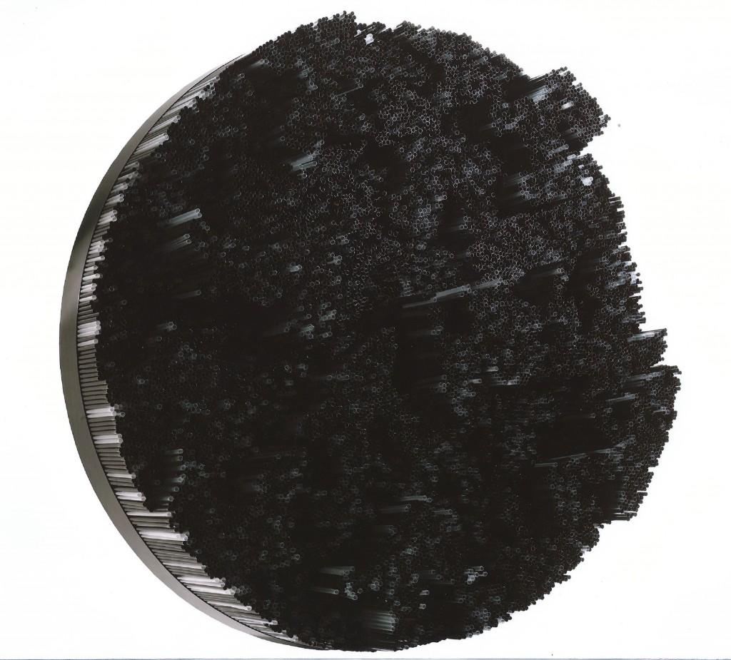 francesca-pasquali-black-straws-cortesi-gallery