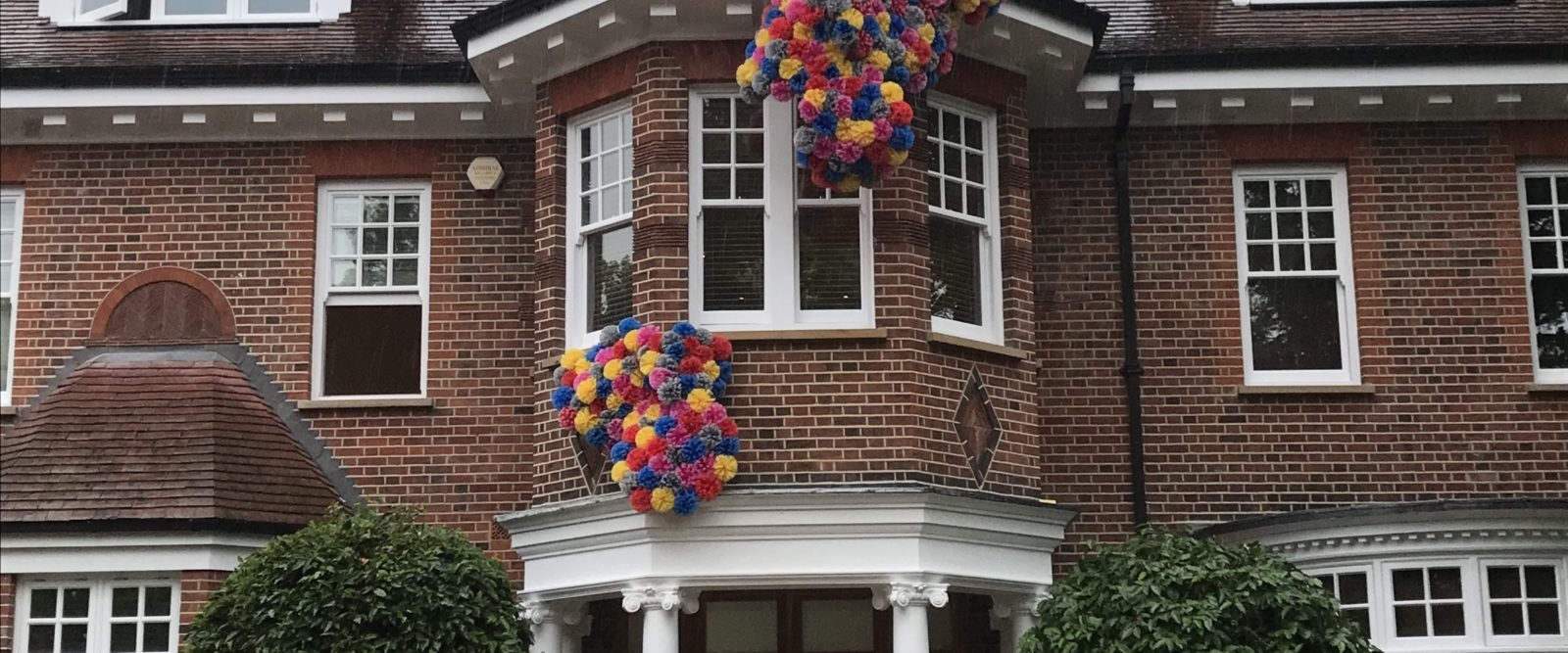 Francesca-Pasquali-Spiderballs-Wimbledon-2017-London