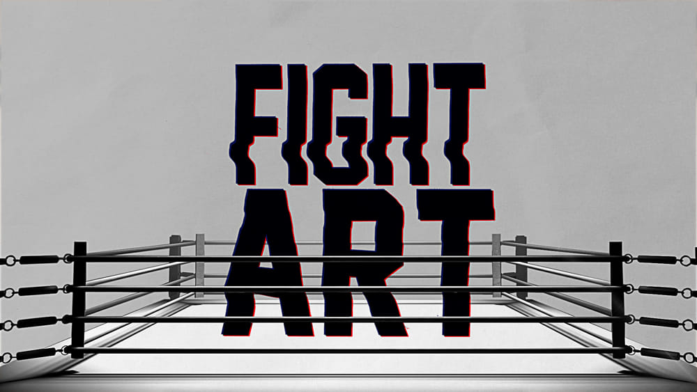 fight art cubo unipol
