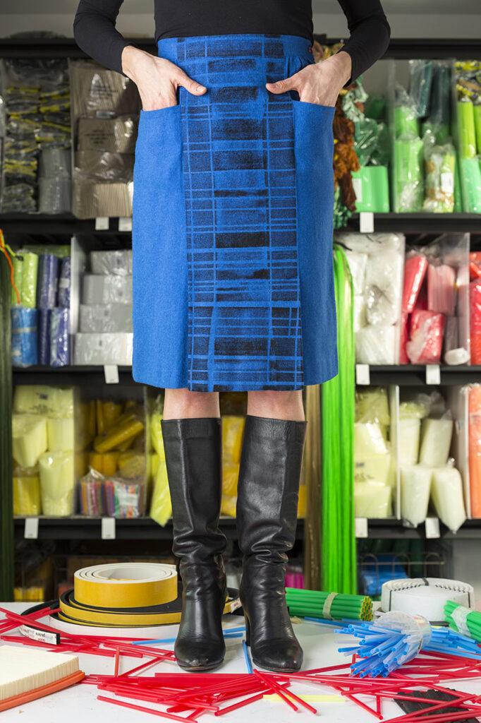 Francesca Pasquali skirt